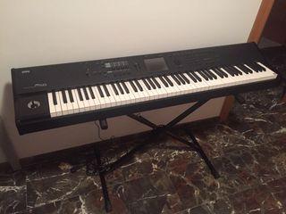 Teclado sintetizador Korg m50