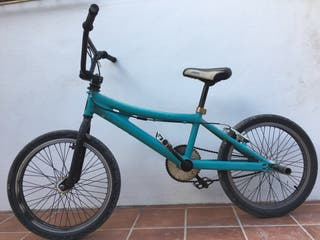 BMX monty bicicleta