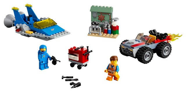 LEGO La LEGO Película 2 - Taller Construye