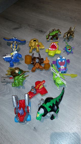 SKYLANDERS SWAP FORCE.