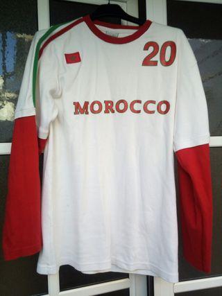 camiseta jersey nike marruecos