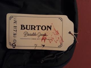 mochila Burton 31 L nueva