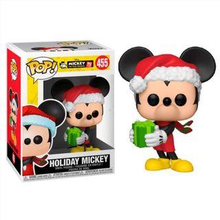 Figura POP Disney Mickey's 90th Holiday Mickey