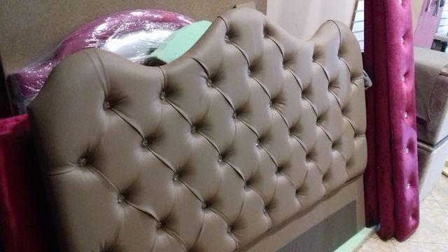Hola asemos todos tipos dé cabezales i sofás