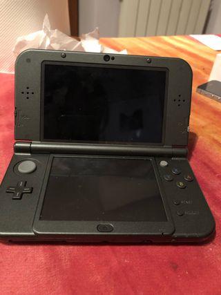 Nintendo XXL negra