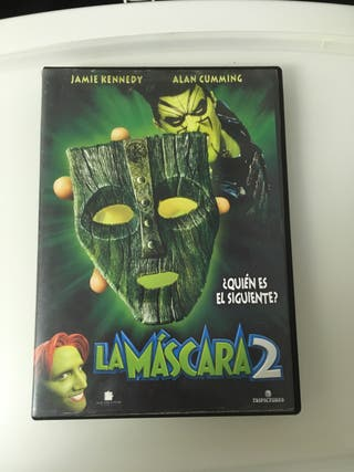 La mascara 2 ( DVD )