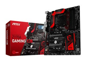 Placa base MSI Z170A Gaming M5