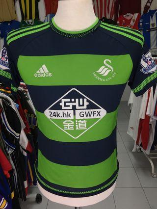 Camiseta Swansea City 2015 Adidas