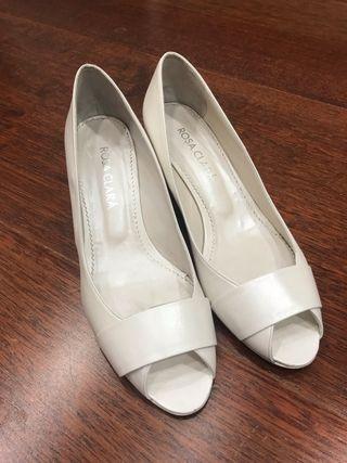 zapatos rosa clará de segunda mano en la provincia de girona en wallapop