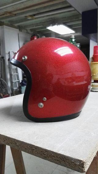casco SHOEI metalflake vintage original