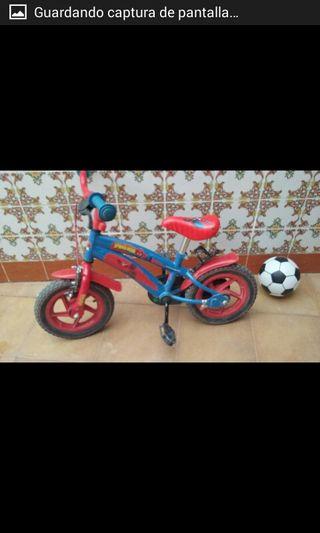 Bicicleta bici niño