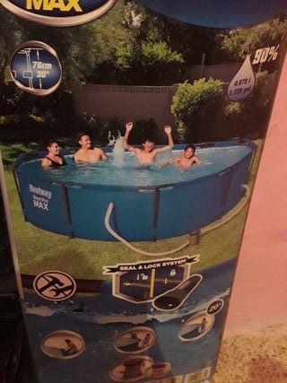 piscina para jardín