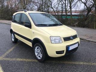 Fiat Panda 4x4 1.3 multijet 2006
