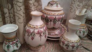 Juego de cerámica
