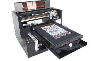 Impresora textil de 8 colores