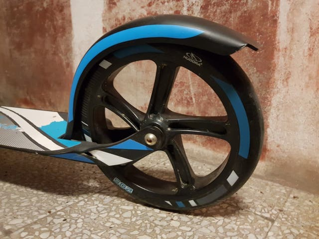 Patinete Hudora Big Wheel 205