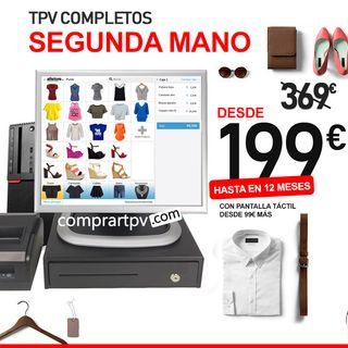 TPV segunda mano desde 199€