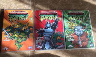 Las Tortugas Ninja - Películas