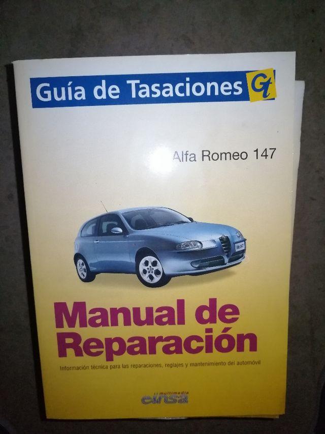 Manual Taller Alfa Romeo 147 De Segunda Mano Por 40 En Alcobendas En Wallapop