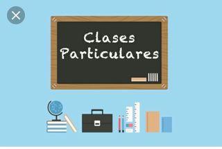 CLASES DE MATES, FÍSICA, QUÍMICA,...