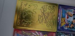 pack serie los caballeros del zodiaco (saint seiya