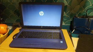Ordenador Portatil HP Azul Nuevo