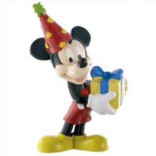 Figura Mickey cumpleaños Disney