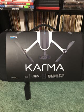 GoPro Karma Drone with HERO 6 Camera - Black
