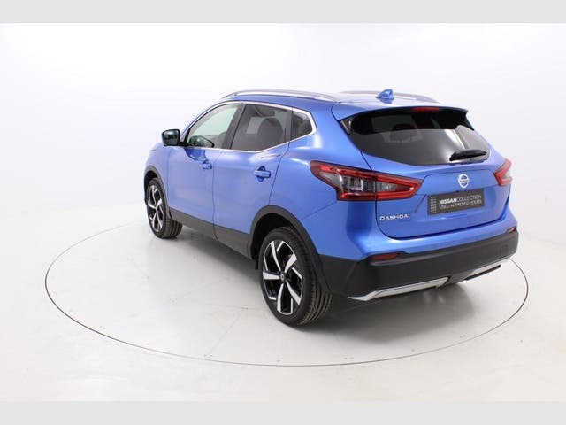 Nissan Qashqai dCi 96 kW (130 CV) XTRONIC TEKNA