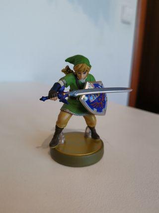 Amiibo Link - sword