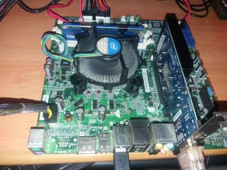 Placa base ddr3 +intel i7 860