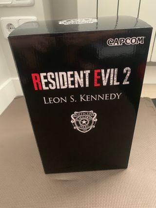 Resident evil 2 coleccionista