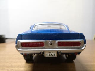 Ford mustang gt500 kR 1:18