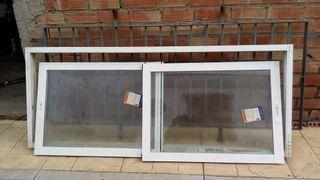 reja ventana y mosquitera sin usar