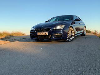 BMW 640D 313cv 2017 5500km