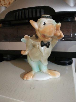 figura de porcelana de Walt Disney