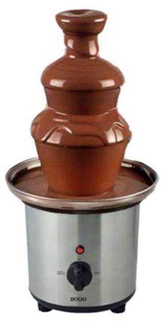 Fuente De Chocolate, 3 Pisos, (Sogo)