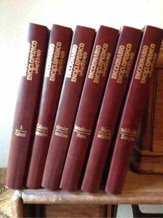 Diccionario enciclopédico ilus