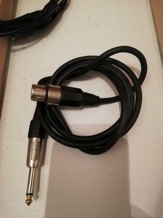 cable jack-xlr