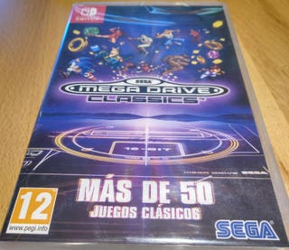 Sega Megadrive Classics Nintendo Switch