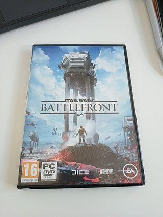 Star Wars Battlefront per a PC