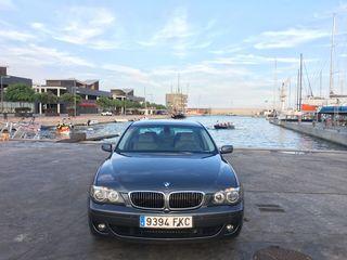 BMW Serie 740 2007 nacional!!Seminuevo!!