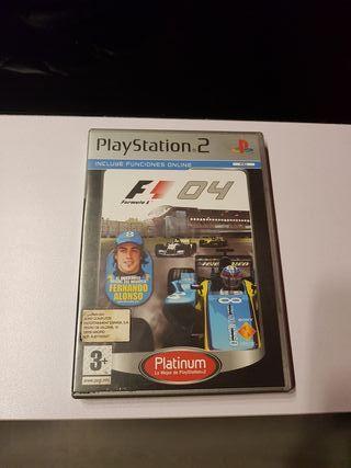 F1 04 PS2