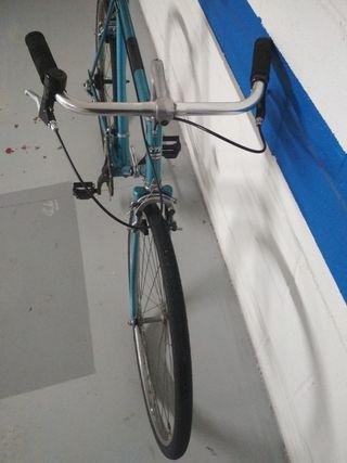 Bici clásica reacondicionada