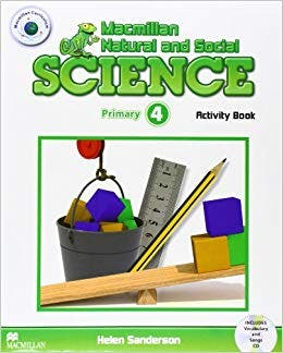NUEVO Macmillan Natural and Social Science 4 AB