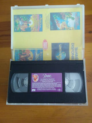 PELICULA -BABE -en VHS