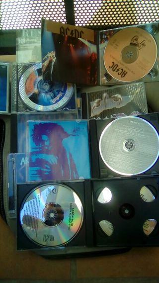 CD originales.
