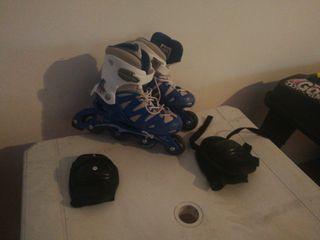 patines n33 al 36