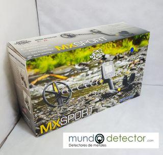 Detector de metales Whites Mx Sport