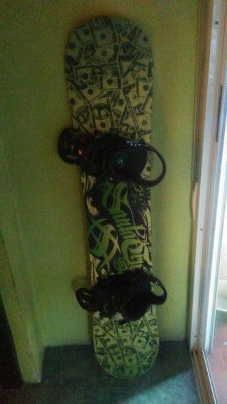 tabla snowboard santa cruz. solo vendo la tabla